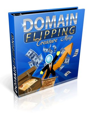 Product picture Domain Flip Treasure Map