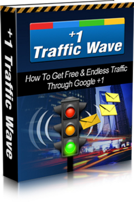 Product picture Google Plus 1 Traffic Wave